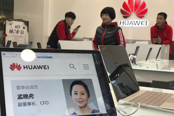 World markets down after arrest of Huawei executive