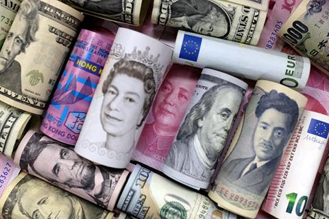 CFETS人民币汇率指数货币篮子再次调整 美金权重下降