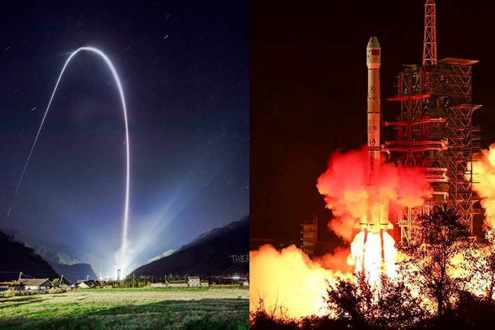 China's Mission to Land Rover on Moon's Dark Side Blasts-off Tomorrow