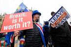 英首相临时推迟脱欧协议表决 变数陡增英镑急跌