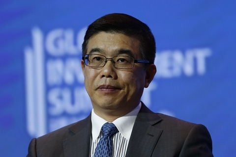 Hu Zhanghong, chief executive officer of Greater Bay Area Homeland Investments Ltd.Photo: VCG