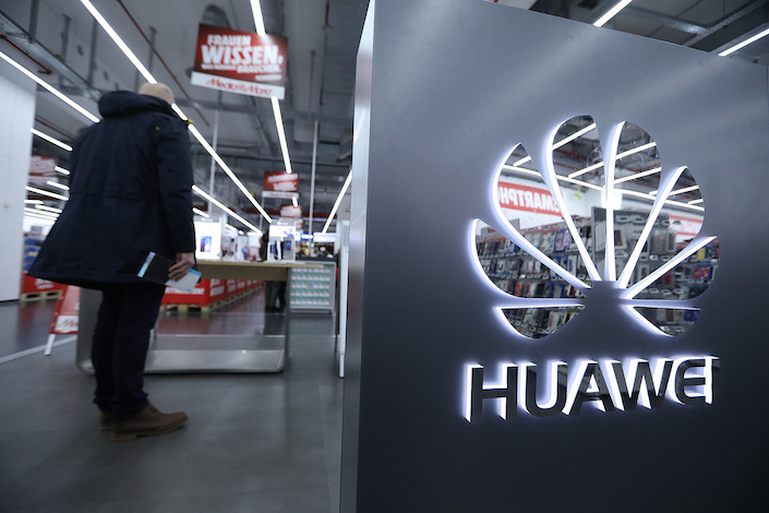 Huawei surpassed Apple as the world's second-largest smartphone maker behind Samsung. Photo: VCG