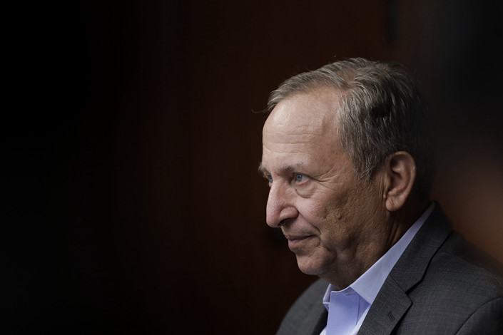 Former U.S. Treasury Secretary Lawrence Summers. Photo: VCG