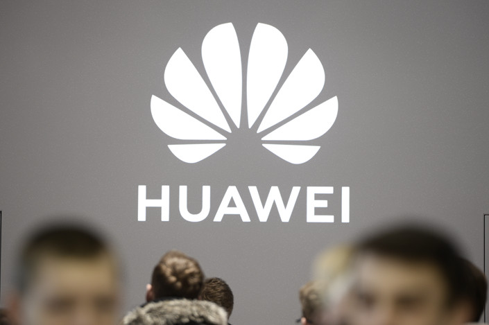 Poland's first Huawei store in Warsaw on Dec. 15, 2018. Photo: VCG