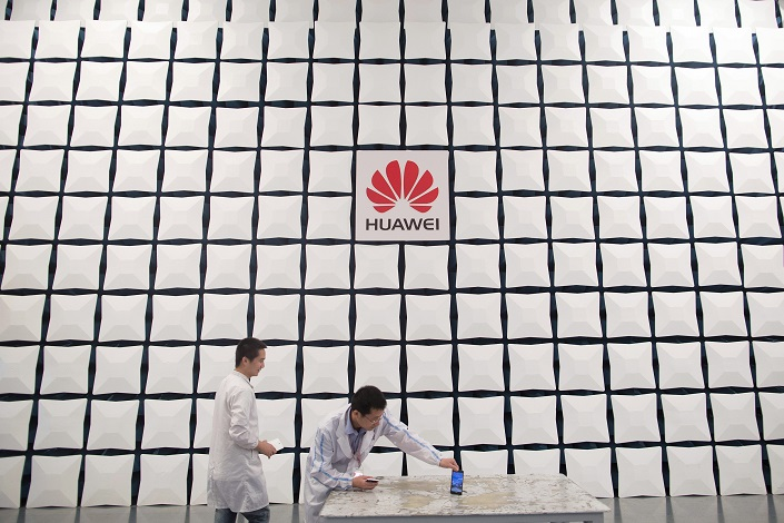 HSBC, Standard Chartered to Cut Off Huawei: WSJ - Caixin Global