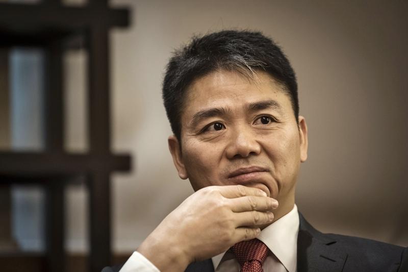 Richard Liu.Photo: VCG