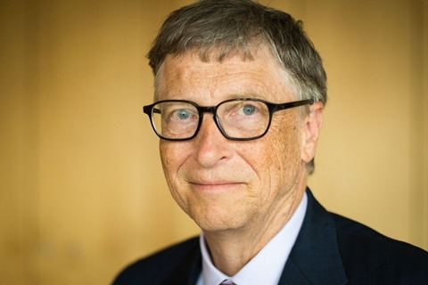 "Bill Gates said in an essay late last week that ""recent policy changes here in the U.S."" have made the nuclear energy project in China ""unlikely"" to proceed. Photo: VCG"