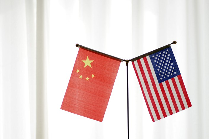 "Chinese and American businesses and citizens are facing the question of whether incumbent and rising big powers can get along, or whether they will fall into the ""Thucydides trap. Photo: VCG"