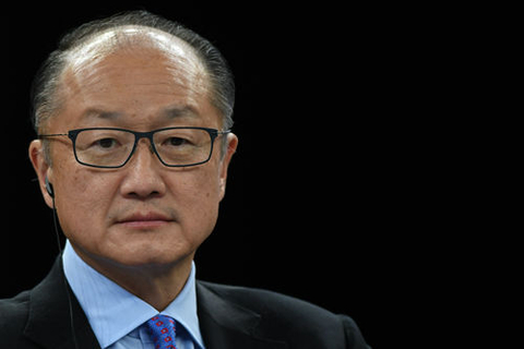 Jim Yong Kim Photo: VCG