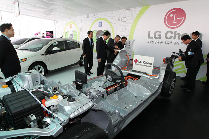 The investment is focused on production of batteries that are typically used in light electric vehicles, as well as other devices like power tools. Photo: VCG