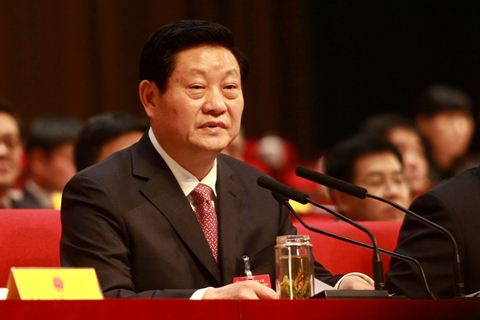 Zhao Zhengyong.Photo:VCG
