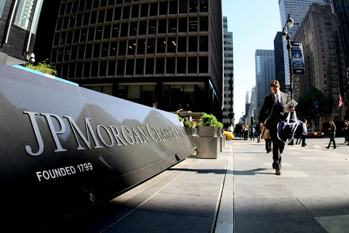 JPMorgan becomes the second foreign institutions to win a securities business license for its majority-owned China venture. Photo: VCG