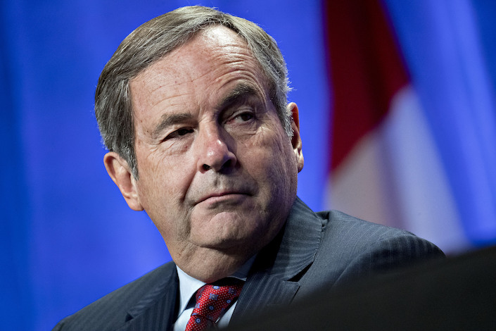 Canadian ambassador to the U.S. David MacNaughton. Photo: VCG