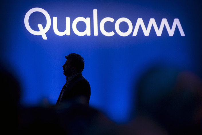 "Qualcomm Inc. Senior Vice President Mark Snyder said he is ""surprised that Apple is being disrespectful of the Chinese court system."" Photo: VCG"