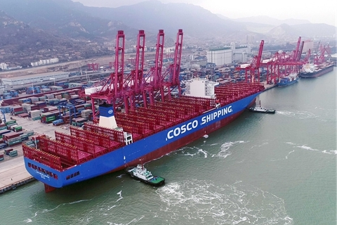 China's COSCO Sails Into Peruvian Ports for South America