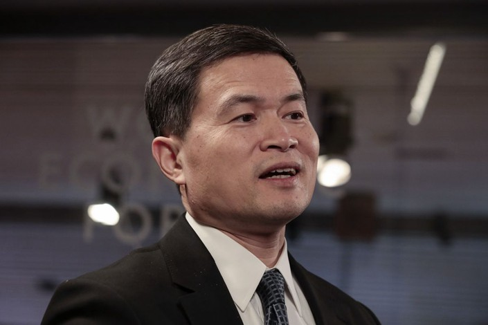 Fang Xinghai, vice chairman of the China Securities Regulatory Commission. Photo: Bloomberg