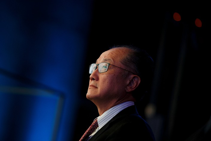 World Bank President Jim Yong Kim on Nov. 6. Photo: VCG