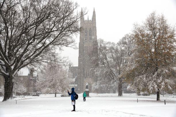 Duke Professor 'Regrets' Email Telling Students Not to Speak