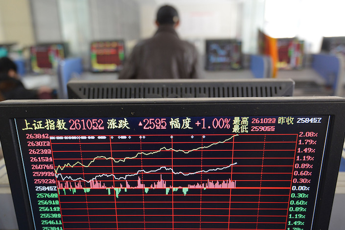 nvestment banks and brokerages backing IPOs on China's new tech board need to buy 2%-5% of the shares and hold them two years under Shanghai Stock Exchange rule. Photo: VCG