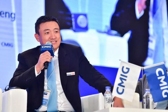 Yang Xiaoping.Photo: CMIG