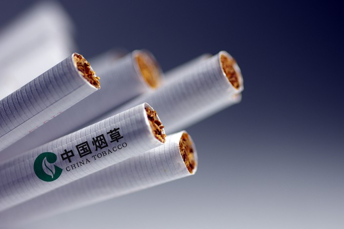 The wholly-state owned tobacco industry poured an astonishing $147.6 billion in tax revenue into state coffers last year. Photyo: VCG