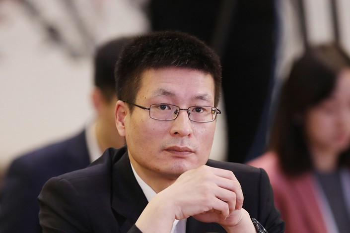 Lu Lei, deputy director of the State Administration of Foreign Exchange. Photo: VCG