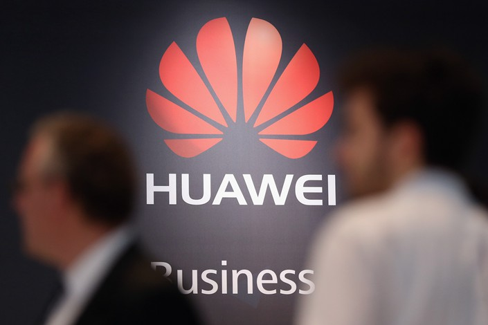 Huawei will deploy communications facilities in Saudi Arabia this year. Photo: VCG