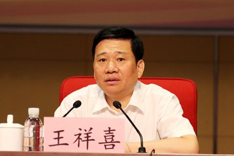 Wang Xiangxi