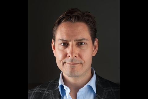 Canadian Michael Kovrig. Photo: VCG