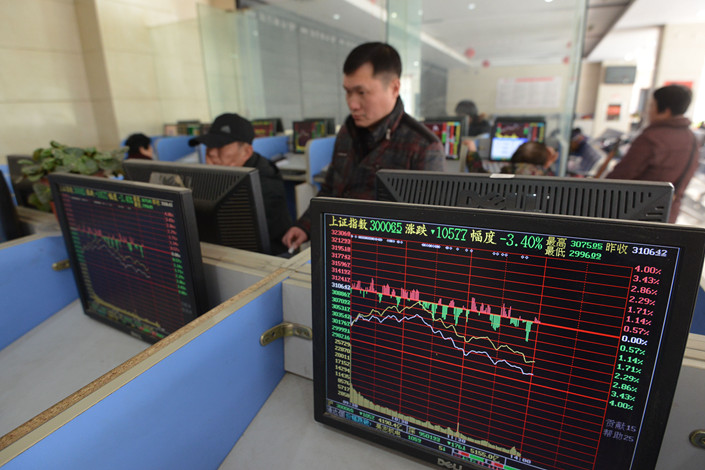 The CSRC rolls back restrictions on transfers of existing shares during an IPO. Photo: VCG