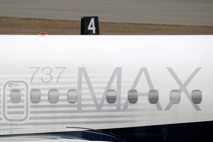 Hong Kong Bans Boeing 737 Max Planes From Airspace - Caixin Global