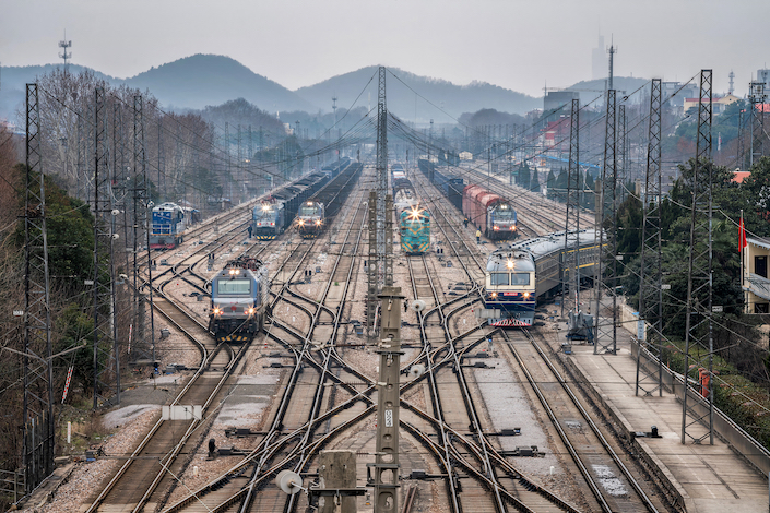 Road, Railway Spending Boosts China's Fixed-Asset Investment