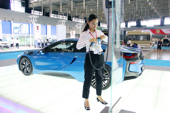 Hainan Begins Phasing Out Fossil-Fuel Vehicles - Caixin Global