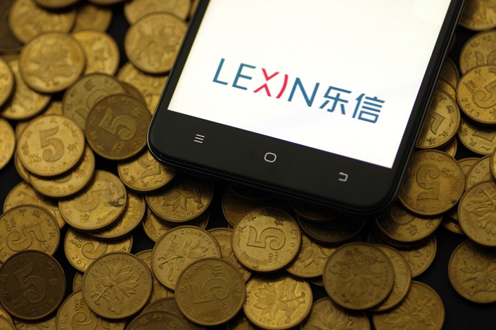 Nasdaq-listed online lender Lexin said it will not rely on its P2P business for growth in 2019. Photo: IC
