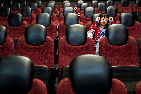 Bona and Zhong Ying Xin Da get new cinema licenses. Photo: VCG