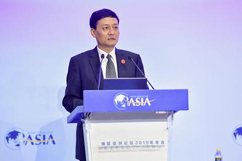 Xiao Yaqing. Photo: VCG