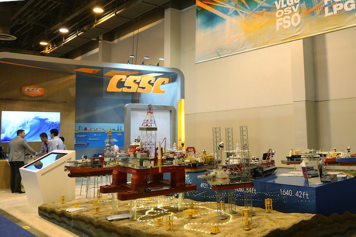 Analysts say the restructuring shows a major shift in CSSC's asset integration from a geographic approach to a sector-driven strategy. Photo: VCG