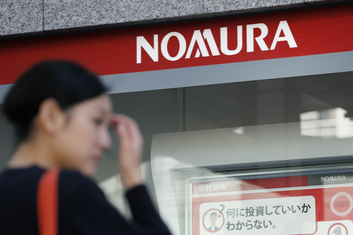 Nomura and JPMorgan filed their applications in May. Photo: VCG