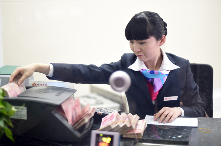 Of the 42 banks in a Chinese province with elevated levels of nonperforming loans, a dozen reported an NPL ratio above 20%, the National Audit Office found.