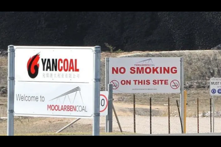 Yancoal's owner has advised China and Australia to work on their relationship. Photo: Peter Rae/The Australian Financial Review