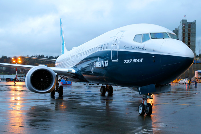 The two crashes involving Boeing 737 Max jets killed nearly 350 people in total. Photo: IC