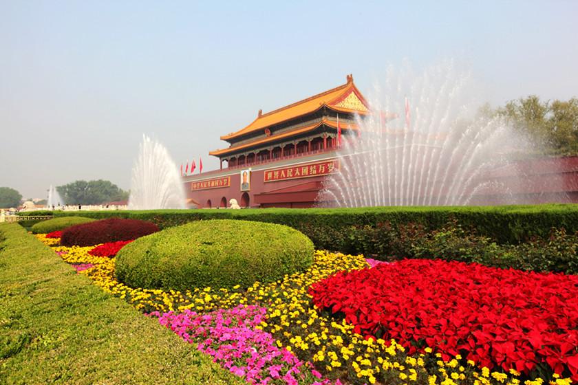 Gallery: Beijing Prepares for Second Belt and Road Forum