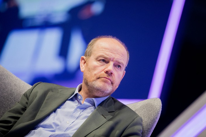 New York Times CEO Mark Thompson. Photo: IC Photo
