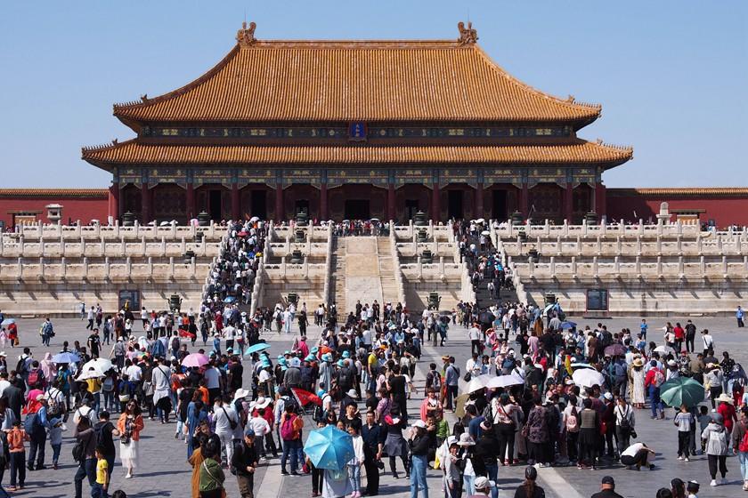 Gallery: China Celebrates Labor Day