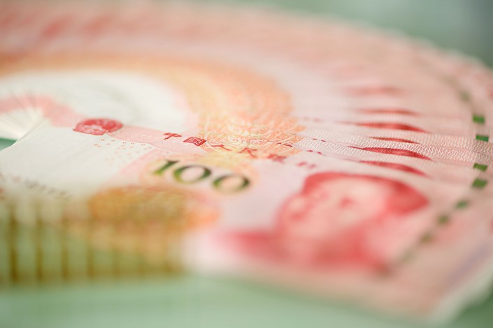 China plans to require banks to classify all financial assets more than 90 days overdue as nonperforming assets. Photo: IC Photo