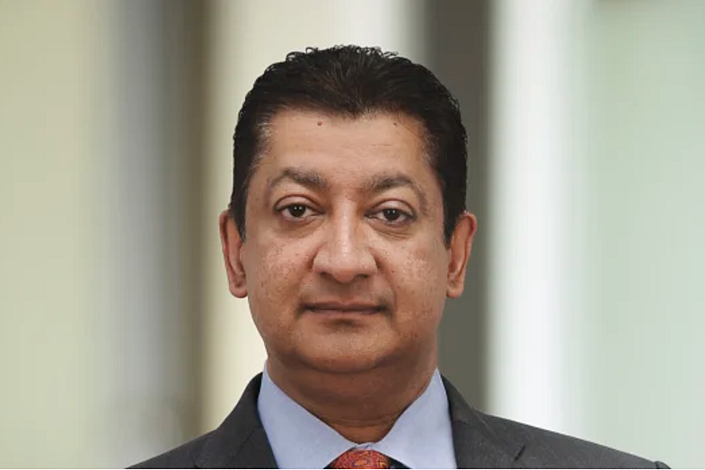 ALS managing director Raj Naran. Photo: AFR