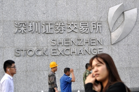 A total of 622 Shenzhen-listed firms recorded goodwill impairment charges for 2018. Photo: IC Photo