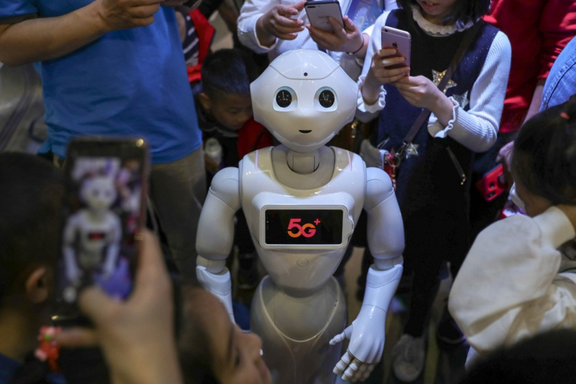 Gallery: AI Innovations on Display