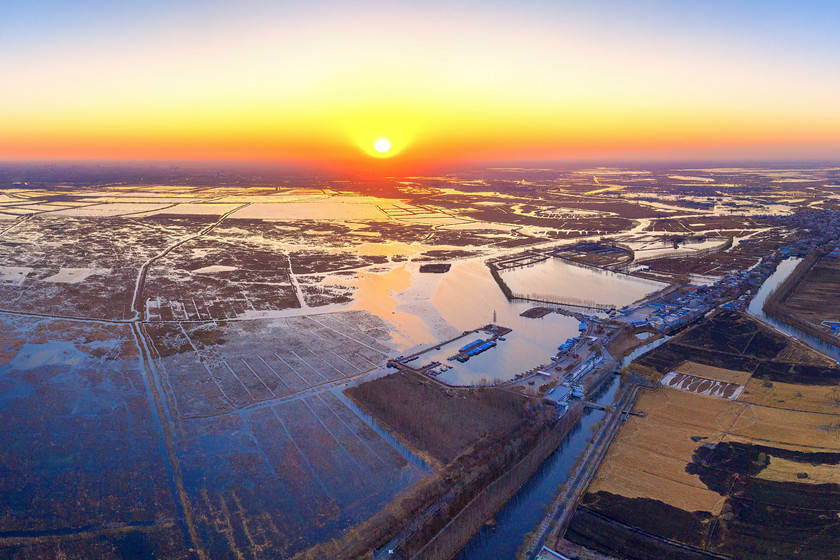 Gallery: China's Newest Special Economic Zone Lives Moves Ahead