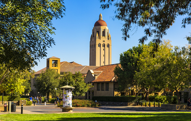 The campus of Stanford, where Buchang controller Zhao Tao reportedly paid $6.5 million to get his daughter accepted. Photo: VCG